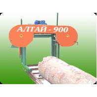 Станок ленточнопильный «Алтай-900»